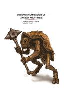Umbero's Compendium of Ancient Archetypes