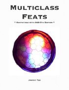 Multiclass Feats (5th Edition)