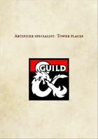 Artificer - Tower placer