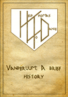 Vanderuum: A Brief History