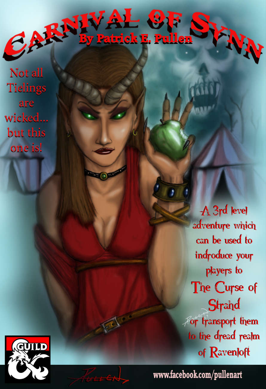 Cover of Carnival of Synn