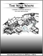 Wasteland Sandbox - The Wild Waste - Settlements