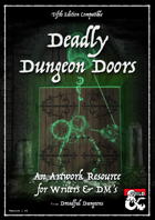 Deadly Dungeon Doors ART PACK