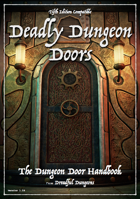 Deadly Dungeon Doors Handbook