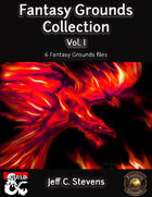 Fantasy Grounds Collection Vol I