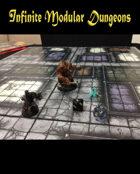 Infinite Modular Dungeons