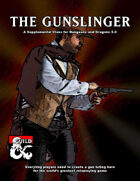 Gunslinger (player class)