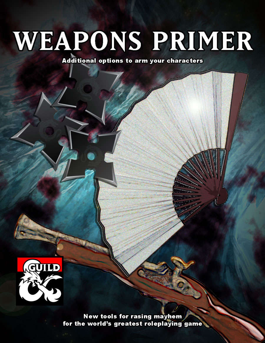 Weapons Primer