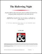 Hallowing Night