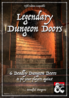 6 Legendary Dungeon Doors