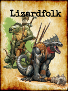 Race: Lizardfolk