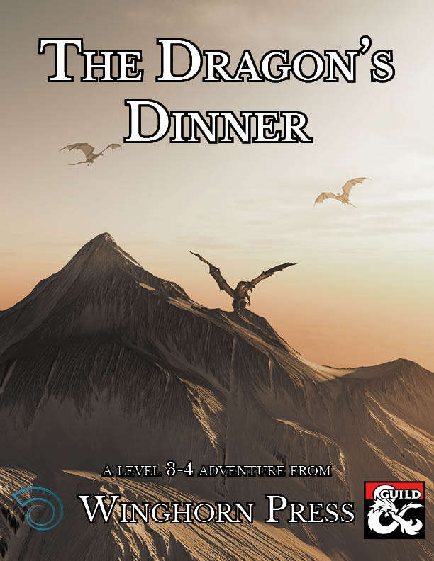 Cover of The Dragon's Dinner