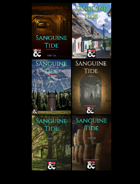 Sanguine Tide - Complete Adventure Arc