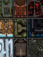 Moepsiie´s Map Pack 1: 111 various maps!