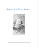 Big Book of Bigger Beasts