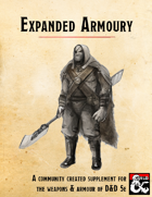 Expanded Armoury (Weapon & Armour Properties Revised)