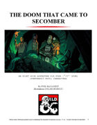 The Doom That Came to Secomber