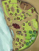 Wilderness Settlement Map (Westmarch)