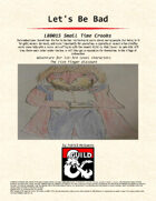 Small time Crooks LB015