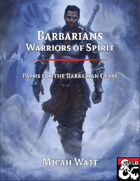 Barbarians - Warriors of Spirit