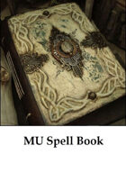 Magic-user Spell Books and other writing
