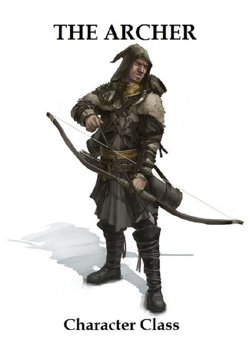 The Archer character class - Dungeon Masters Guild | Dungeon