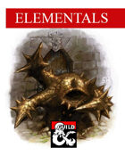 Elementals: Paraelementals, Mephits, and More