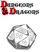 D&D5e Character Booklet 1.0