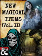 New Magical Items Vol. II
