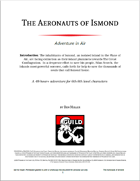 The Aeronauts of Ismond