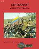Resistance! (TWA-5) -A political and supernatural adventure set in Esmeralda, Maztica