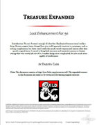 [DCM] Treasure Expanded 5e