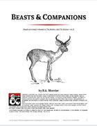 Beasts & Companions
