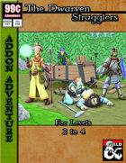 99 Cent Adventures - The Dwarven Stragglers - Addon Adventure