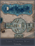Map - Lost Temple
