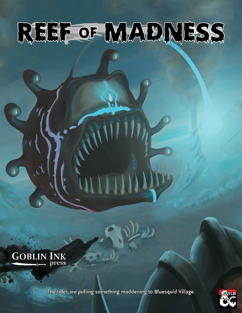 Reef of Madness Preview