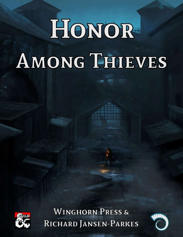 Cover of Honor Among Thieves