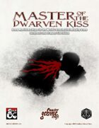 MGCCLOP1025 Master of the Dwarven Kiss