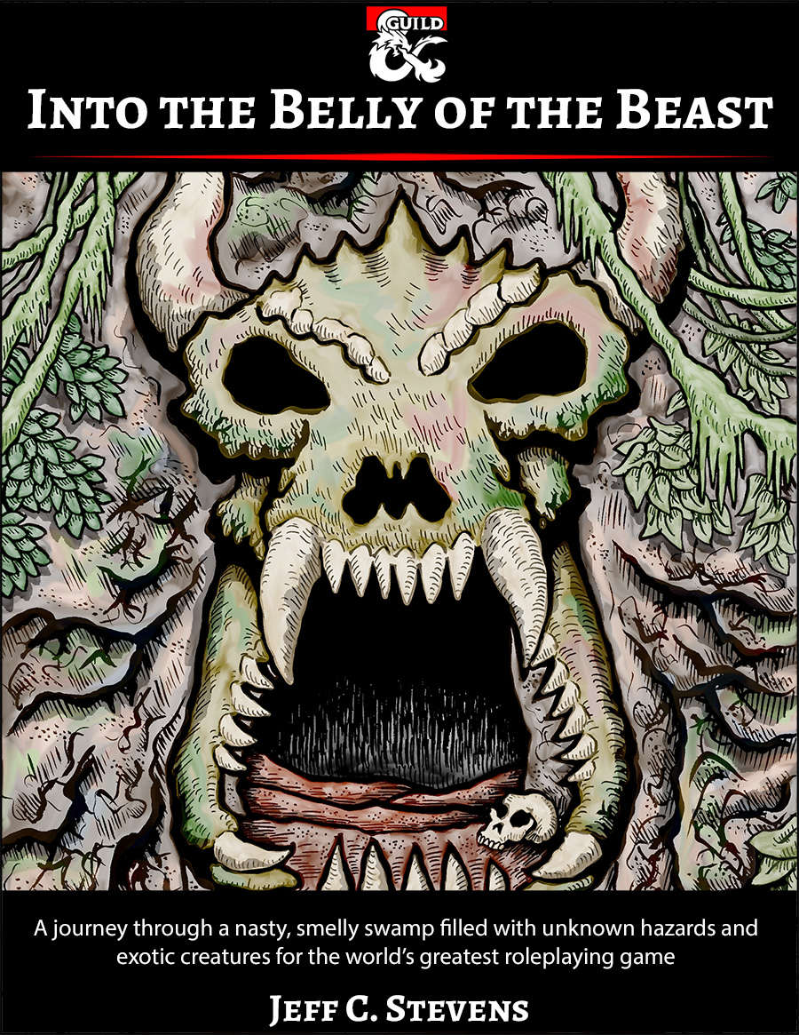 Cover of Into the Belly of the Beast
