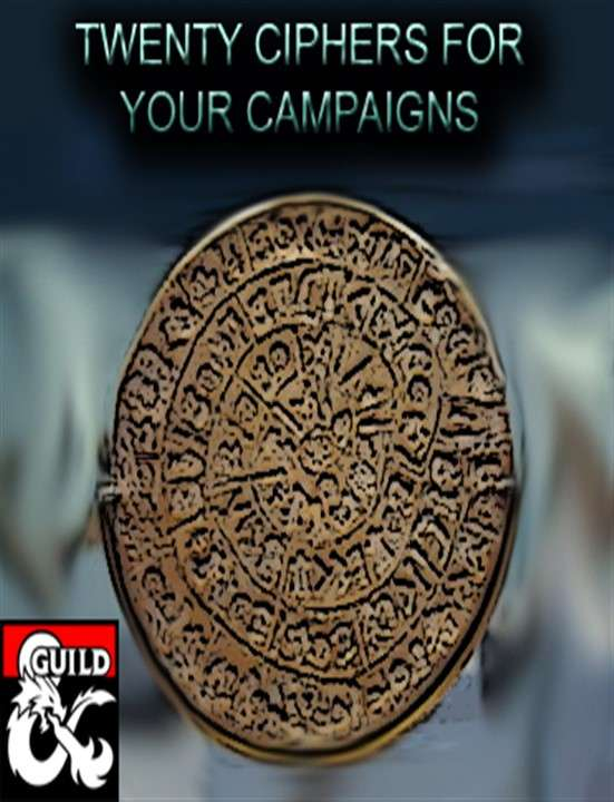 20 Ciphers For Your Campaigns
