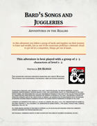 Advanced DMs Guild Adventure Template for MS Word