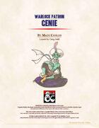 Warlock Patron: Genie