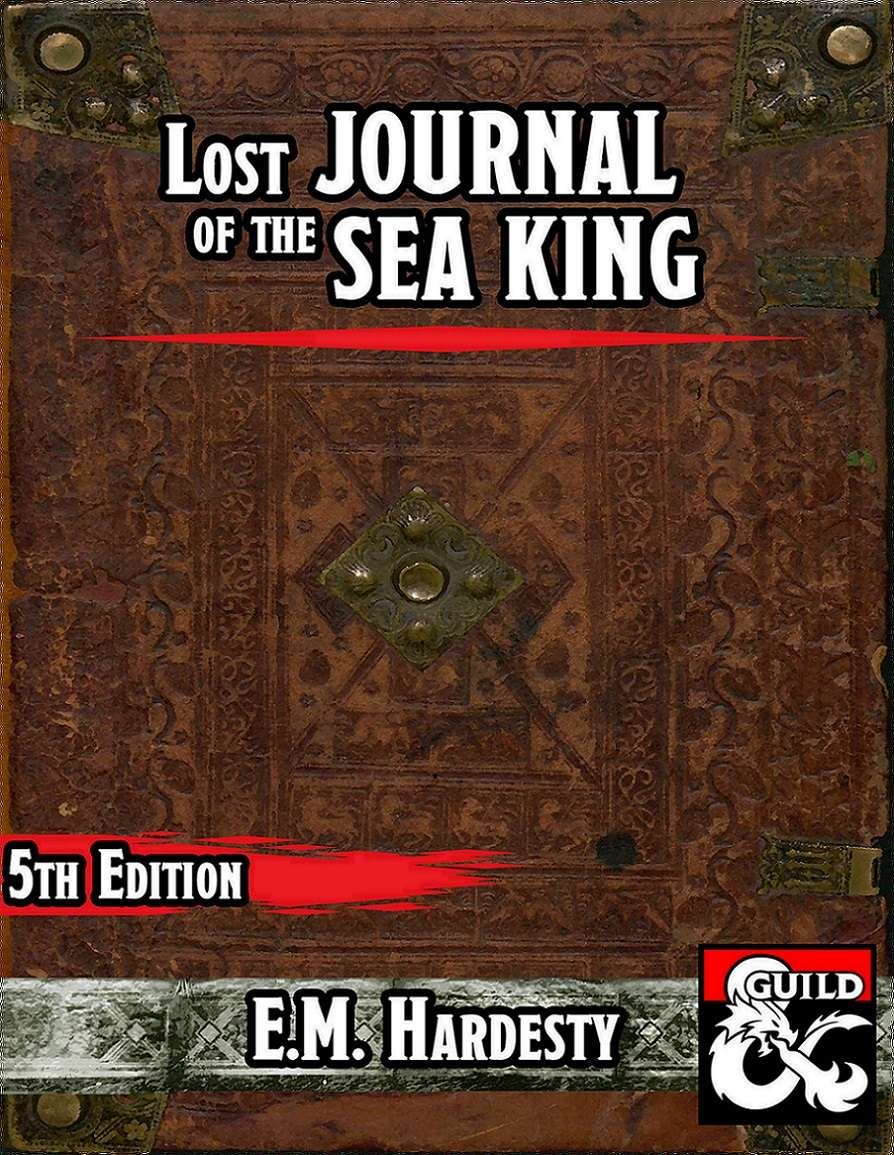 Cover of Lost Journal of the Sea King