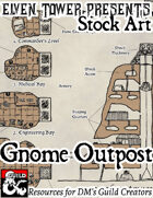Gnome Outpost - Stock Art
