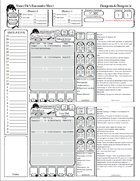 5e Encounter Sheet