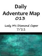 Daily Adventure Map 013