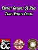 Fantasy Grounds 5E Race Trait Effects Coding
