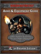 Arms & Equipment Guide 5e