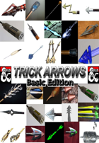 Trick Arrrows - Basic Edition