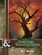 Horror in the House of Dagon - Adventure